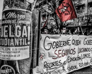 Huelga estudiantil el 3 de marzo: Los pactos no acabarán con la LOMCE, las tasas y el 3+2 ¡sólo la movilización!