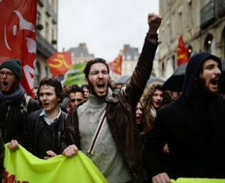 Francia: ¿hacia una primavera caliente?