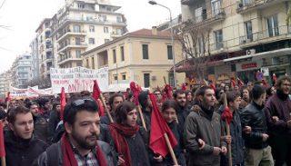 Comunicado de ANTARSYA: Tod@s a la Huelga de 48 horas contra el gobierno de Tsipras