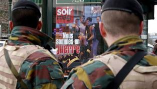 Ante los atentados del 22 de marzo en Bruselas
