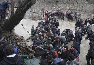 No al acuerdo UE-Turquía. Solidaridad con los refugiados de la guerra y del capital