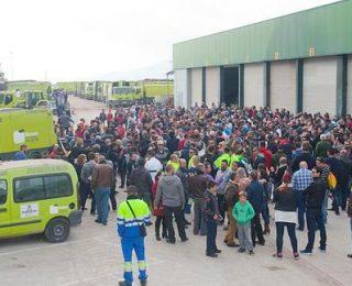 Comunicado de Izquierda Anticapitalista Revolucionaria IZAR de apoyo a la huelga de limpieza de Limasa en Málaga