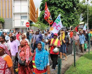 Mayotte: Huelga General y silencio colonial blindados por la represión