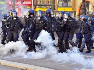 Comunicado del NPA: Violencia policial en Dijon y Besançon