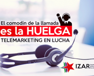 El sector del Telemarketing se moviliza.
