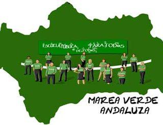 Comunicado de Marea Verde andaluza para la comunidad educativa
