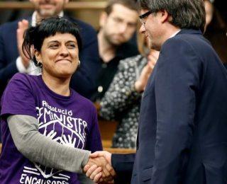 En Catalunya, sus pactos tampoco cambiarán nada