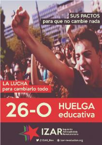 Espagne : un début d'année scolaire marqué par la mobilisation des étudiants et des enseignants