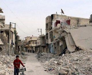Alepo o donde ha muerto la humanidad