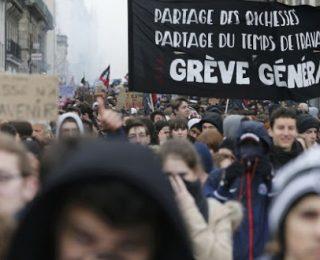 La huelga general: una hipótesis estratégica central.