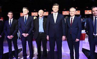 Primarias de la Izquierda francesa: el 22 y el 29 de enero a quedarse en casa