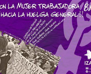 8 de Marzo: Nuestra precariedad paga la crisis del capital