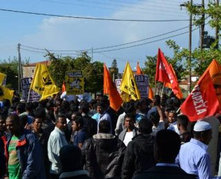 Antarsya tras el día de acción internacional contra el fascismo y el racismo