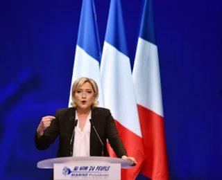 Marine Le Pen, preparada para gestionar las tareas de la burguesía