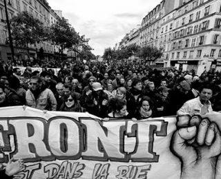 Ningún estado de gracia para Macron, el Presidente de los ricos