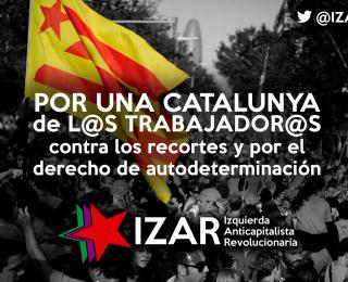 Comunicado ante el anuncio de Referéndum en Catalunya