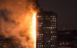 LONDON IS BURNING: UN INCENDIO DE CLASE