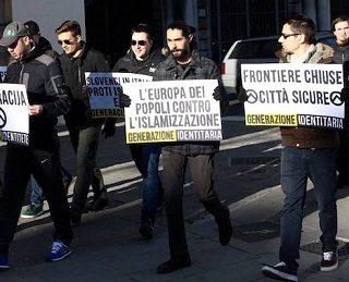 Generación identitaria: juventud neofascista a la caza para devolver inmigrantes