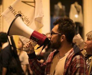 Entrevista a Jesús Castillo, miembro del comité de huelga PDI de Sevilla