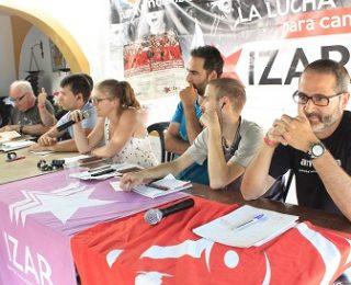 1ª Escuela Internacional IZAR-AR: el mejor arsenal para un anticapitalismo revolucionario