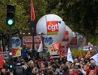 """Entrevista a Typhaine Rahault, de AR: """"Tras la huelga del 10 de octubre la movilización contra Macron continúa en Francia"""""""