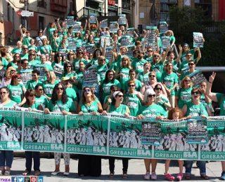 Más que 370 días de huelga, un salto de conciencia para las trabajadoras de residencias de Vizcaya