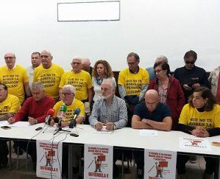 Por la defensa de las pensiones públicas para todas las y los trabajadores