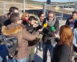 Entrevista a Rubén Quirante, portavoz de la Plataforma contra el CIE de Archidona