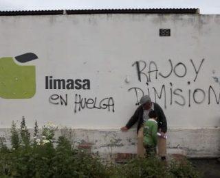 Solidaridad y total apoyo a las propuestas de movilización de los y las trabajadoras de LIMASA por su municipalización