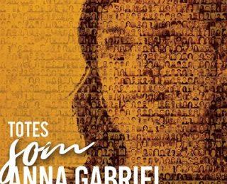 Contra la persecución política, solidaridad con Anna Gabriel, militante de la CUP