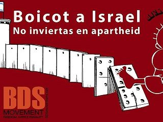 El sionismo sigue amenazando al movimiento BDS