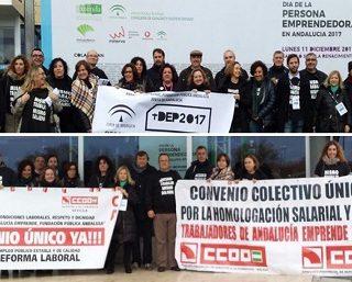 Precariedad y discriminación laboral en las empresas públicas de la Junta de Andalucía