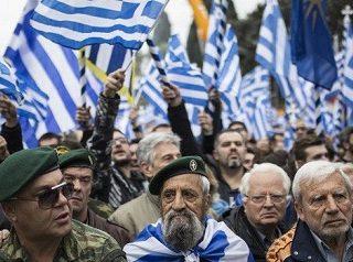 El nacionalismo da un nuevo paso en Grecia: la cuestión macedónica