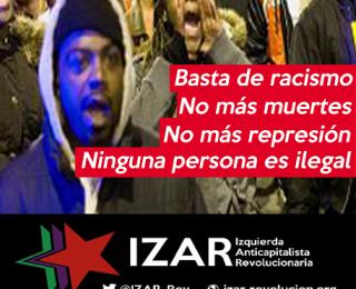 Ayer en Archidona, hoy en Lavapiés: basta de represión policial y de racismo institucional