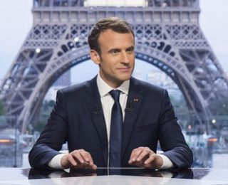 Macron provoca, pero también tiembla frente a la rabia