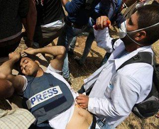 Israel asesina al joven reportero que contaba la masacre de la Franja de Gaza