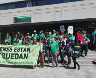 Entrevista a Tomás Martínez, profesor interino de Secundaria y militante de IZAR Almería