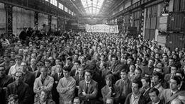 Las premisas del mayo del 68 en Francia