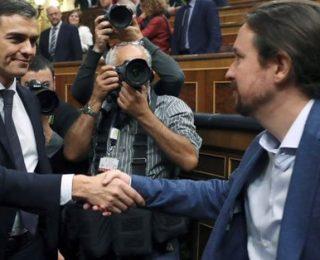 Gobierno de Pedro Sánchez, ¿continuidad o ruptura con las políticas de Rajoy? Hay que seguir movilizándonos para imponer nuestras reivindicaciones