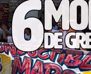 Después de 6 meses, la huelga de l@s carter@s de Hauts-de-Seine suma a más trabajador@s