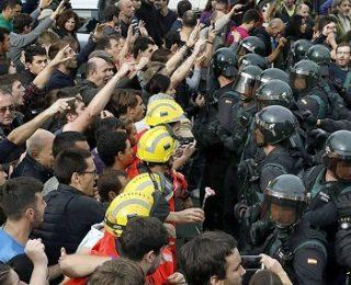 La lucha por el derecho de autodeterminación del pueblo catalán un año después del 1-O