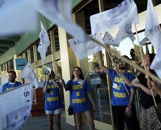 Ryanair en lucha: huelga en julio y septiembre