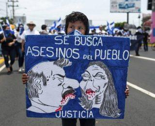 Palabras urgentes para Nicaragua