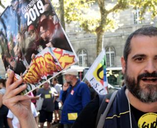 """Entrevista a Gaël Quirante """"Correos sabe que si ganamos, se verá reforzada una visión concreta del tipo de sindicalismo y del tipo de huelgas a llevar a cabo"""""""