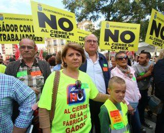 Cierre de la empresa CEMEX en Almería: la amenaza sigue en pie
