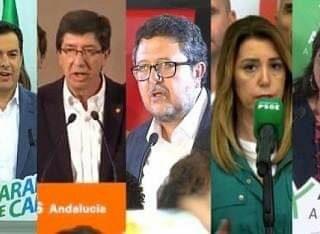 Balance tras las elecciones y movilizaciones antifascistas en Andalucía