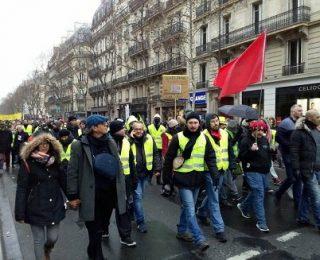 Contra la dispersión y la confusión, por las reivindicaciones obreras: construyamos la huelga y los bloqueos contra Macron