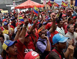 L@s trabajador@s de Venezuela tienen la última palabra. No al golpe de estado