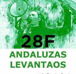 El 28F tod@s a Sevilla. No esperemos ni un minuto para enseñarle los dientes a este gobierno