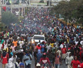 Revuelta contra la carestía de la vida y la corrupción en Haití